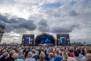 Events Production London | Event - Greenwich Music Time - Michael Ball & Alfie Boe - 31