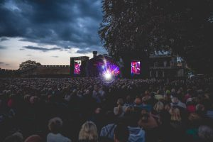 Events Production Shropshire | Event - Cliff Richard, Lincoln - 40