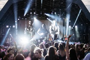 Events Production London | Event - Greenwich Music Time - Little Mix - 73