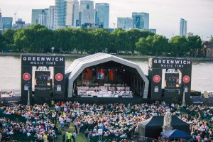 Events Production London | Event - Greenwich Music Time - Alexander O'Neal - 28