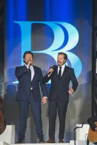 Events Production London | Event - Greenwich Music Time - Michael Ball & Alfie Boe - 32