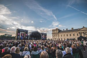 Events Production London | Event - Greenwich Music Time - Cliff Richard - 28
