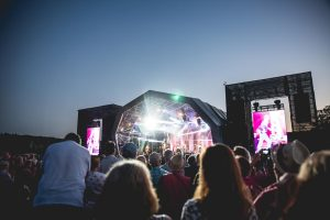 Events Production Shropshire | Event - Cliff Richard - 43