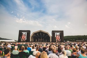 Events Production Shropshire | Event - Cliff Richard, Walcot - 30