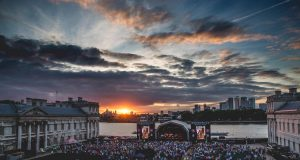 Events Production London | Event - Greenwich Music Time - Alexander O'Neal - 15
