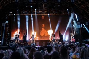 Events Production London | Event - Greenwich Music Time - Little Mix - 60
